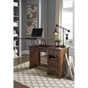 Signature Design by Ashley Woodboro Home Office Lift Top Desk/Standing Desk