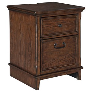 Signature Design by Ashley Woodboro Lateral File Cabinet