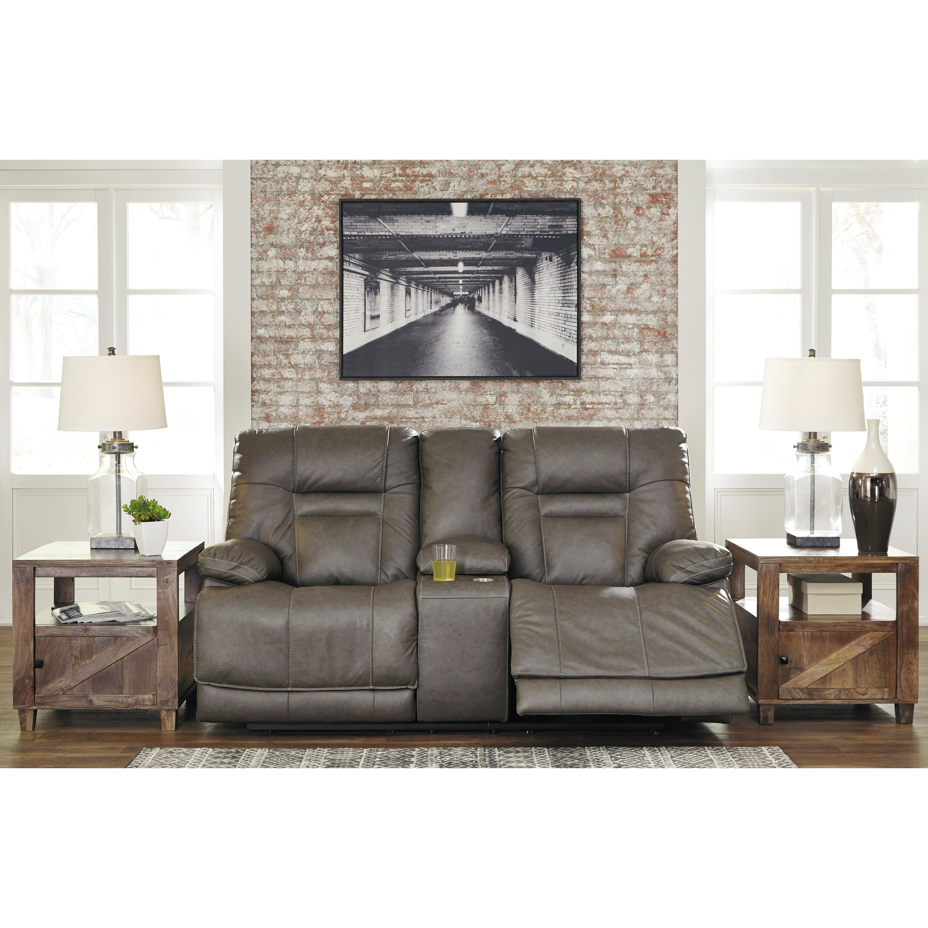 Signature Design By Ashley Wurstrow Power Reclining