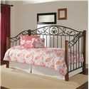 Signature Design by Ashley Wyatt Day Bed - Item Number: B429-80+B100-81
