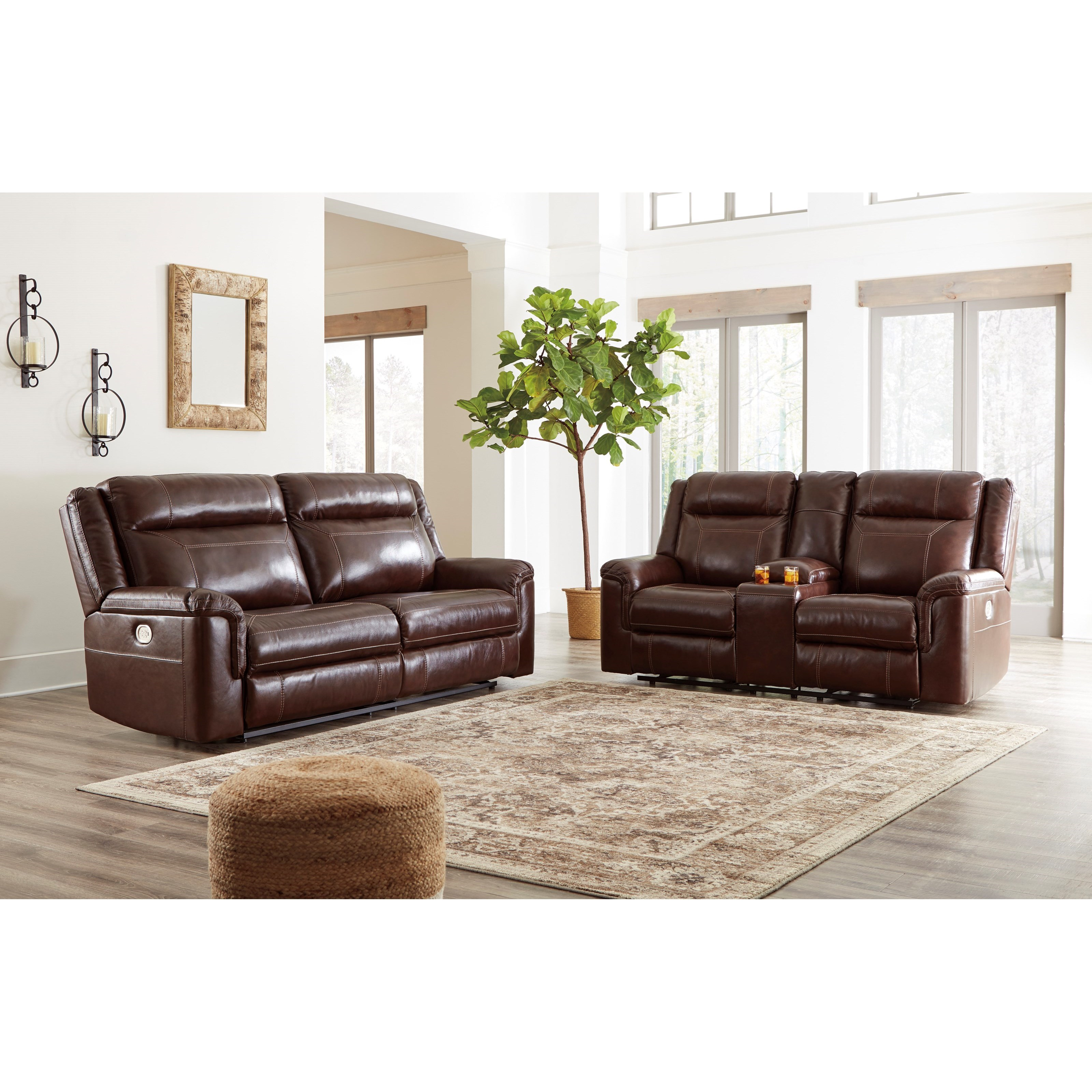 Signature Design By Ashley Wyline Power Reclining Living