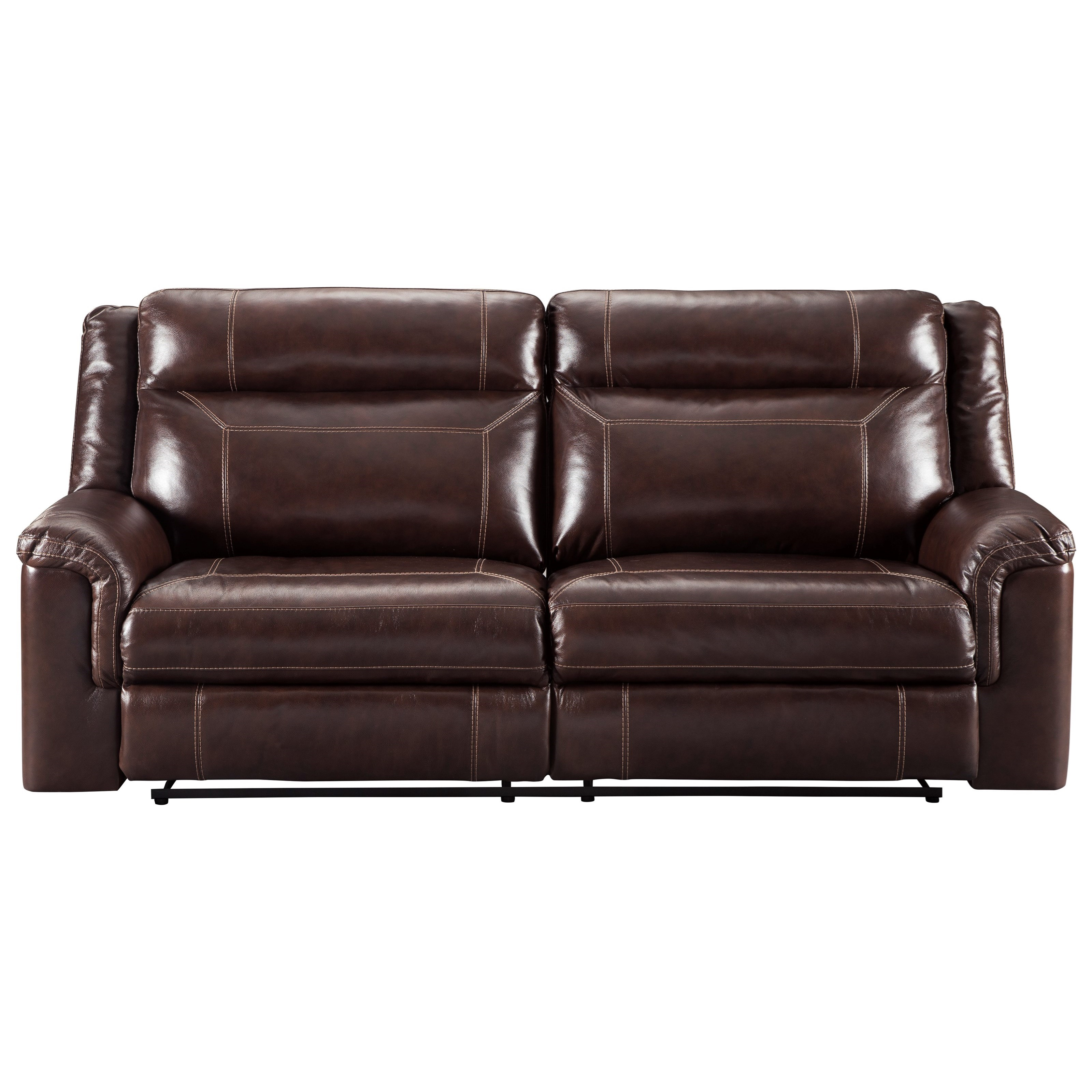 Signature Design By Ashley Wyline 7170115 Power Reclining Sofa With