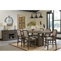 Signature Design by Ashley Wyndahl Dining Room Group - Item Number: D813 Dining Room Group 3