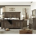 Signature Design by Ashley Wyndahl Queen Bedroom Group - Item Number: B813 Q Bedroom Group 2