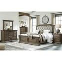 Signature Design by Ashley Wyndahl Queen Bedroom Group - Item Number: PKG007965