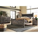 Signature Design by Ashley Wynnlow King Bedroom Group - Item Number: B440 K Bedroom Group 1
