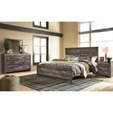Signature Design by Ashley Wynnlow King Bedroom Group - Item Number: B440 K Bedroom Group 3