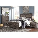 Signature Design by Ashley Wynnlow King Bedroom Group - Item Number: B440 K Bedroom Group 4