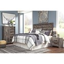 Signature Design by Ashley Wynnlow King Bedroom Group - Item Number: B440 K Bedroom Group 5