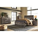 Signature Design by Ashley Wynnlow Queen Bedroom Group - Item Number: B440 Q Bedroom Group 2