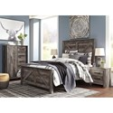 Signature Design by Ashley Wynnlow Queen Bedroom Group - Item Number: B440 Q Bedroom Group 4