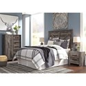 Signature Design by Ashley Wynnlow Queen Bedroom Group - Item Number: B440 Q Bedroom Group 5