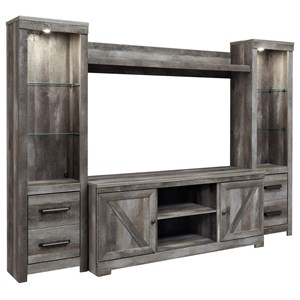 Ashley (Signature Design) Wynnlow Wall Unit