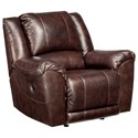 Signature Design by Ashley Yancy Power Rocker Recliner - Item Number: 2920098