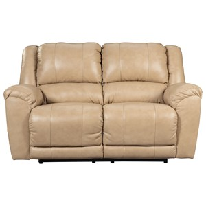 Signature Design by Ashley Yancy Reclining Power Loveseat