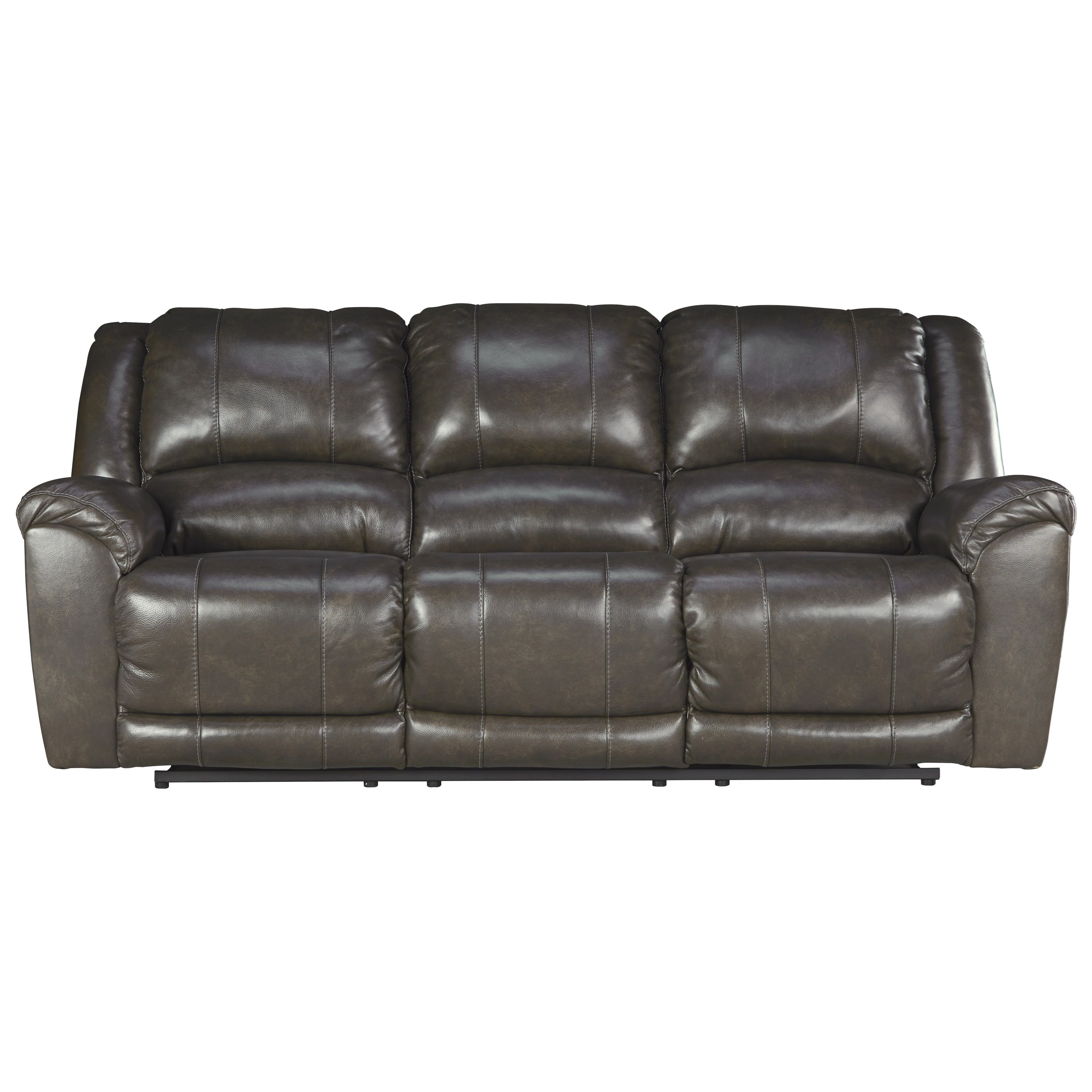 Signature Design by Ashley Yancy Reclining Sofa - Item Number: 2921388