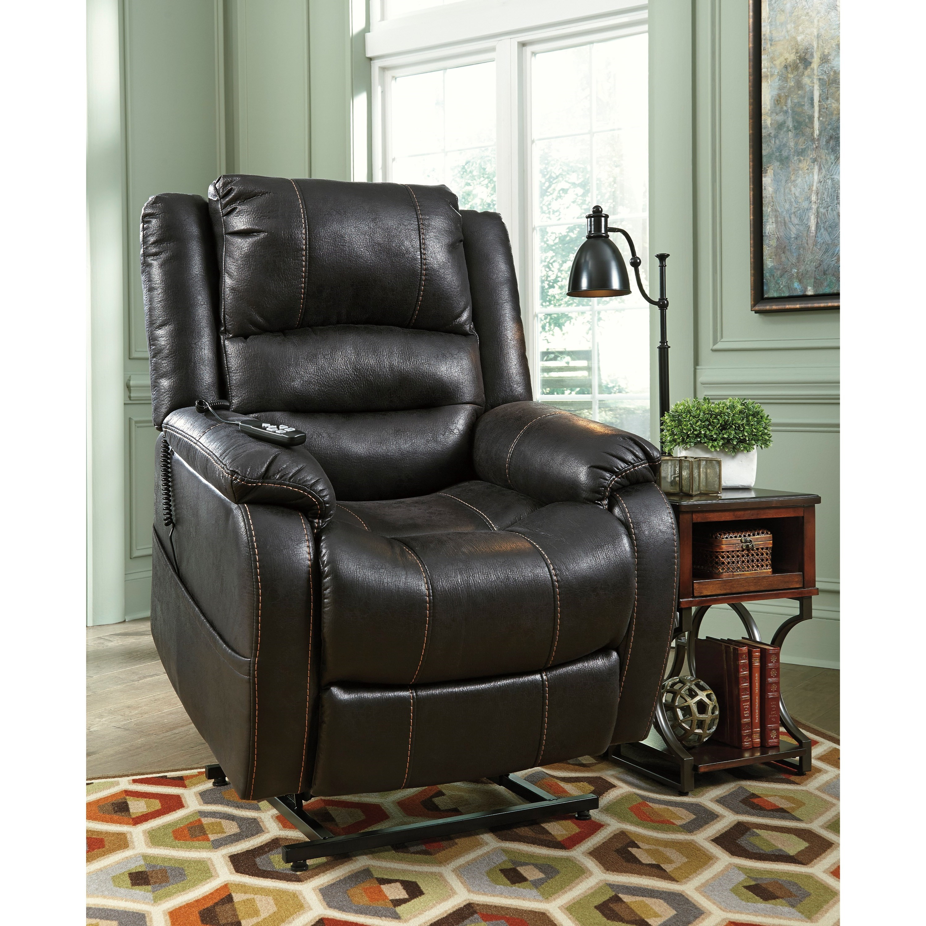 Signature Design By Ashley Yandel 1090112 Faux Leather