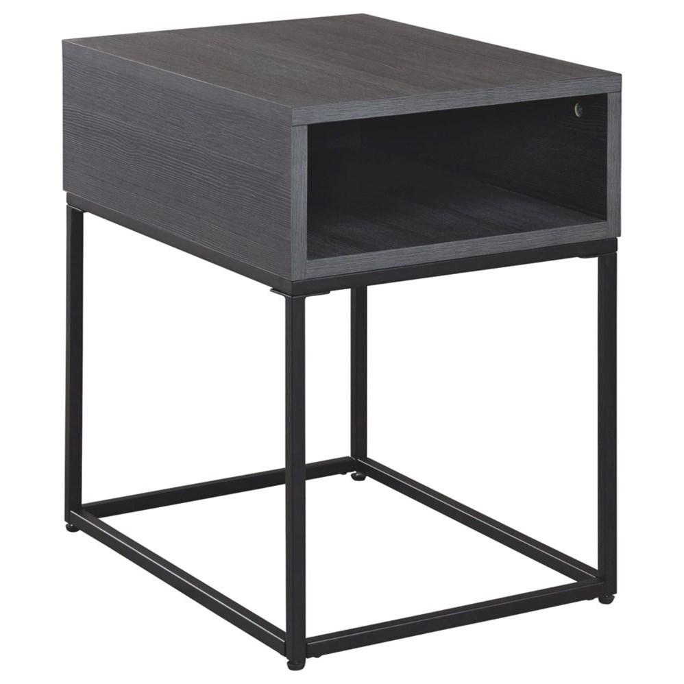 Yarlow End Table by Signature Design by Ashley at Beck's Furniture