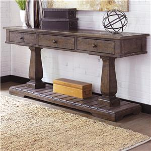 Ashley (Signature Design) Zalarah Sofa Table