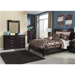 Signature Design by Ashley Zanbury 3PC Queen Bedroom