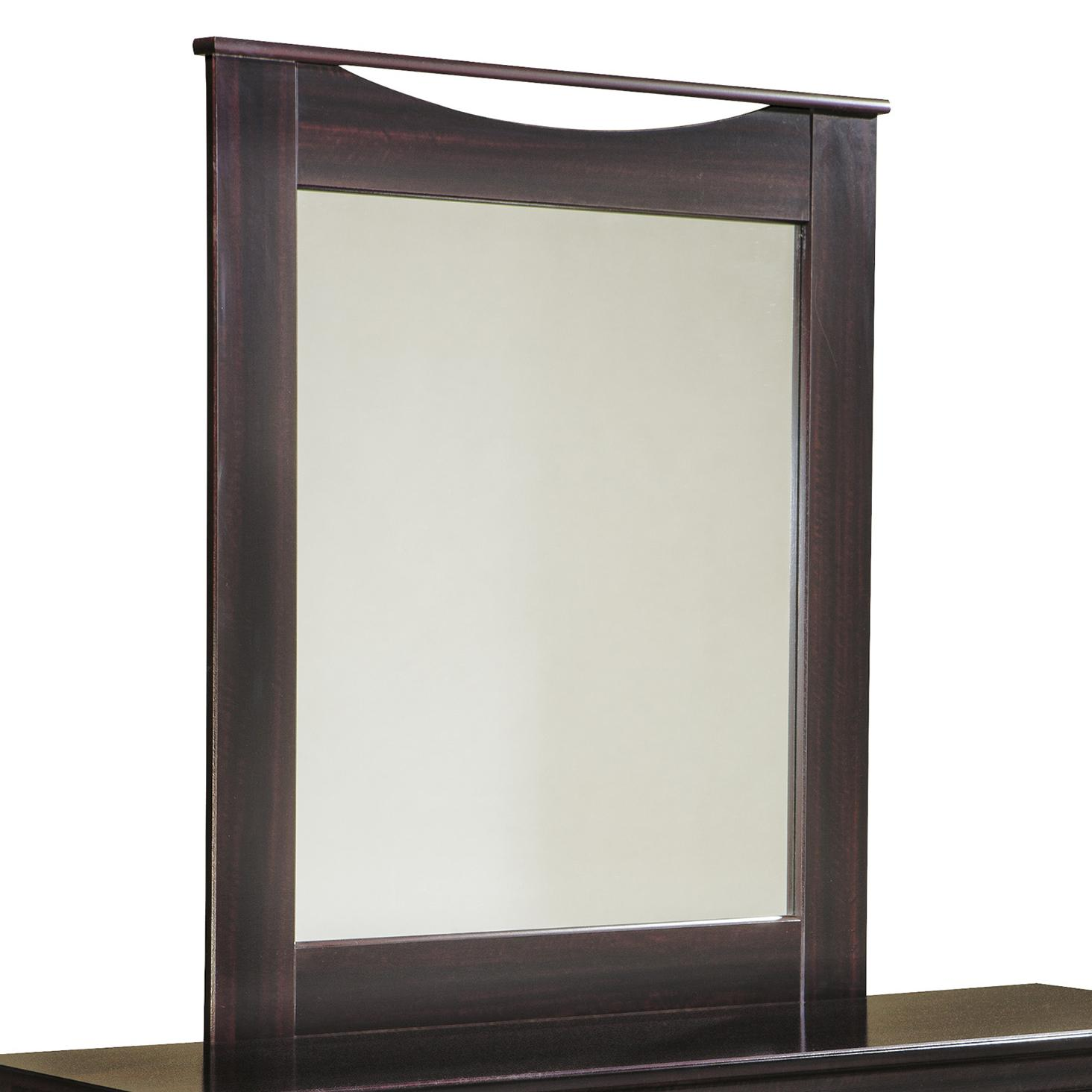 Signature Design by Ashley Zanbury Bedroom Mirror - Item Number: B217-36