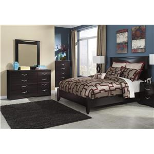 Signature Design by Ashley Zanbury 3PC King Bedroom