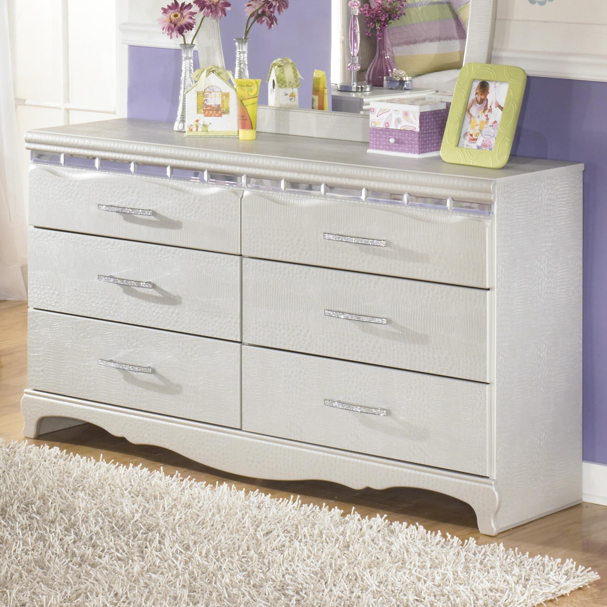 Signature Design by Ashley Zarollina Dresser - Item Number: B182-21