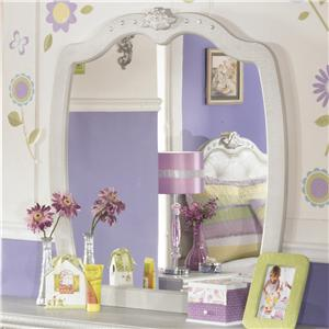 Signature Design by Ashley Zarollina Bedroom Mirror