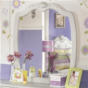 Signature Design by Ashley Furniture Zarollina Bedroom Mirror