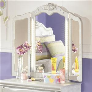 Signature Design by Ashley Zarollina Vanity Mirror