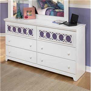 Signature Design by Ashley Zayley Dresser
