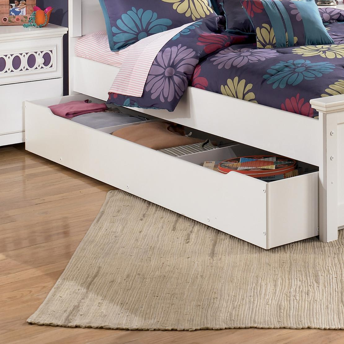 Signature Design By Ashley Zayley Twin Platform Bed With