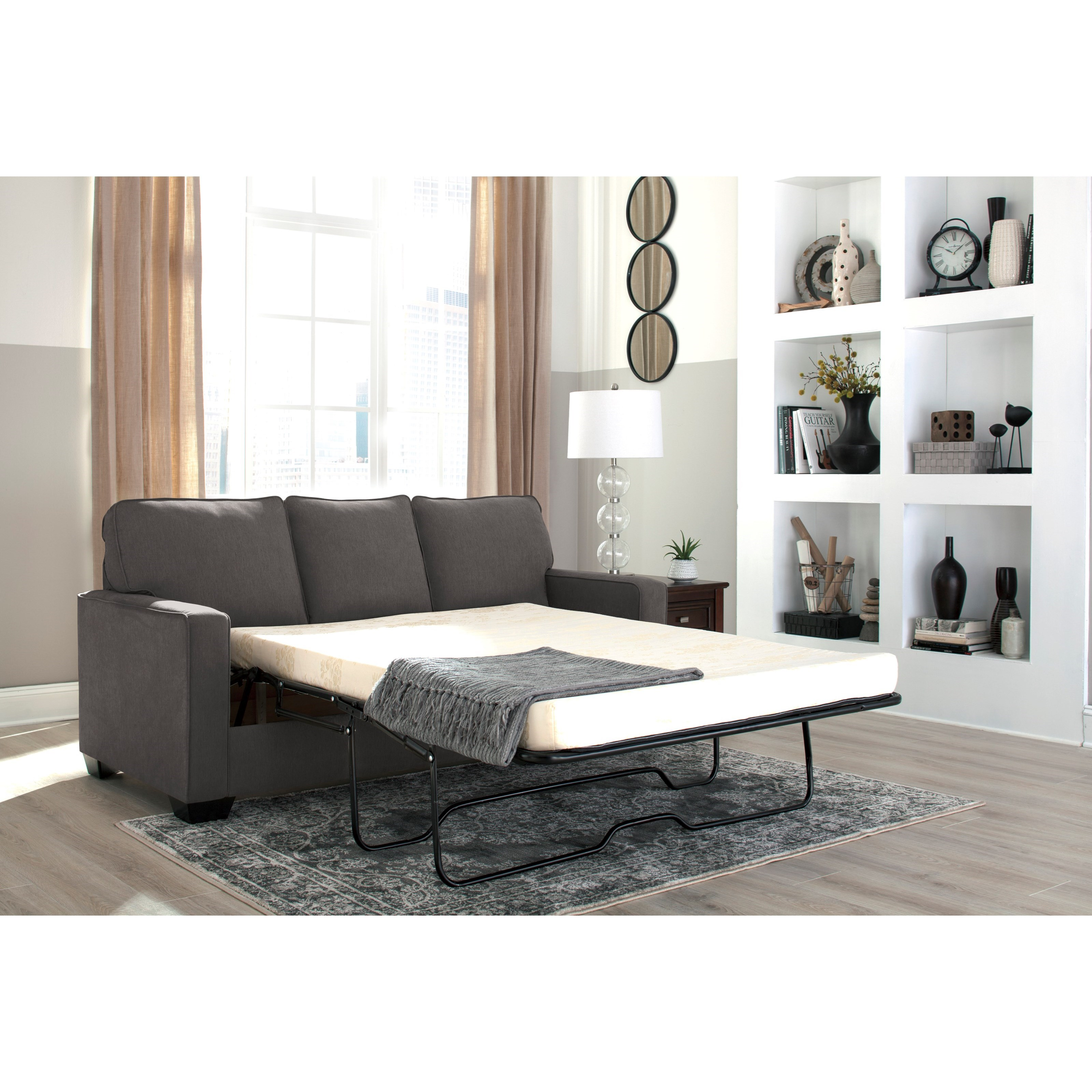 Signature Design By Ashley Zeb 3590136 Full Sofa Sleeper