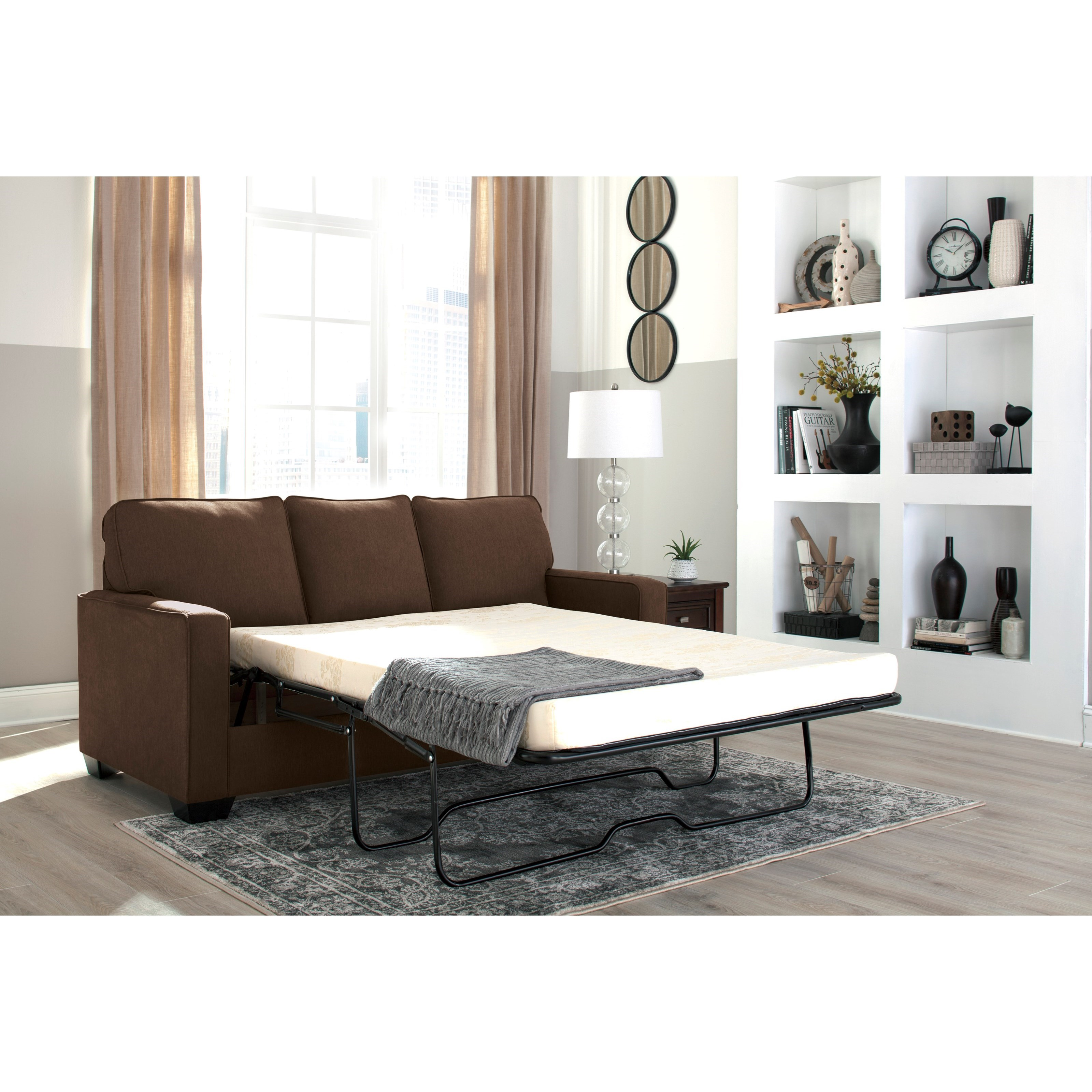 Ashley Signature Design Zeb 3590336 Full Sofa Sleeper With