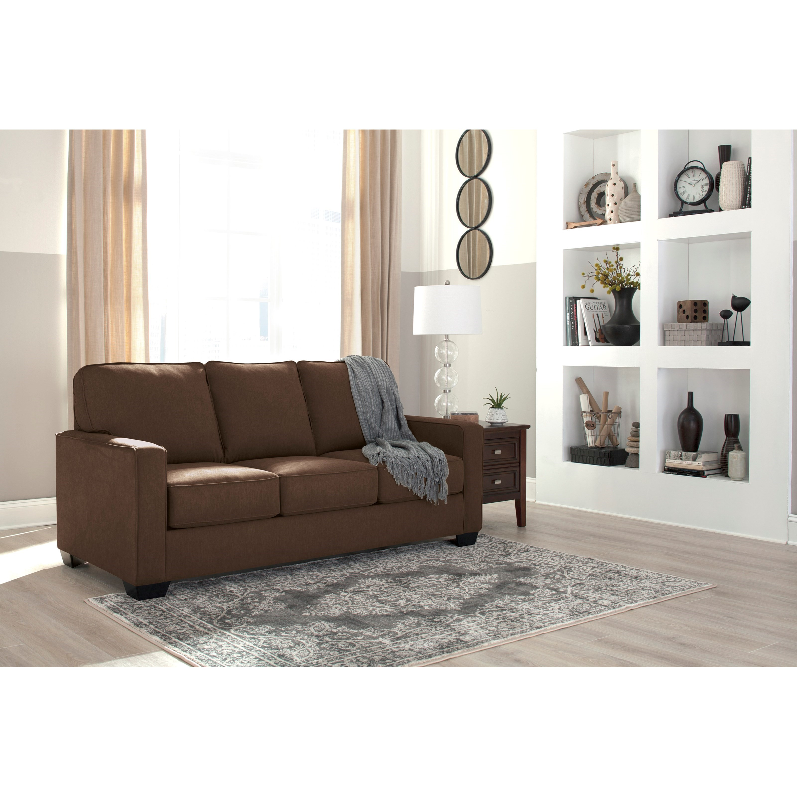 Signature Design By Ashley Zeb Full Sofa Sleeper With