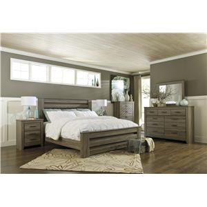 Trendz Adalyn King 4 Piece Bedroom