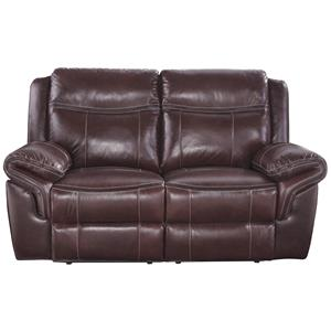 Signature Design by Ashley Zephen Reclining Power Loveseat