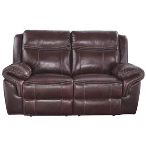 Signature Design by Ashley Zephen Reclining Loveseat