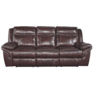 Signature Design by Ashley Zephen Reclining Power Sofa