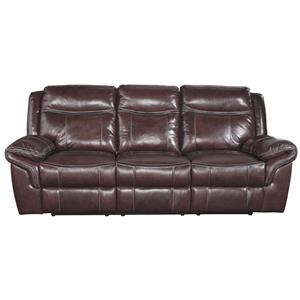Signature Design by Ashley Zephen Reclining Sofa