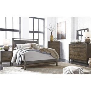 Signature Design by Ashley Teegan 4-Piece King Bedroom Set
