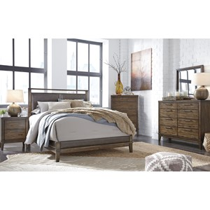 Signature Design by Ashley Zilmar California King Bedroom Group