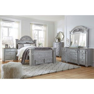 Signature Design by Ashley Zolena Queen Bedroom Group