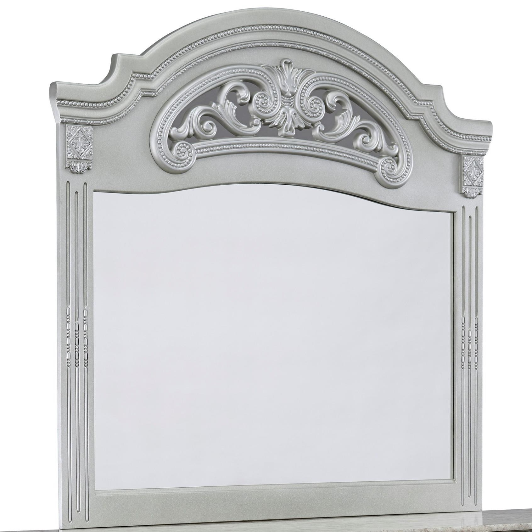 Signature Design by Ashley Zolena Bedroom Mirror - Item Number: B357-36