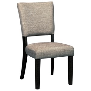 Signature Design by Ashley Zurani Dining Upholstered Side Chair