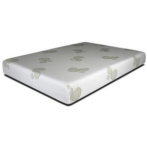 SilverRest Aspen Twin Memory Foam Mattress