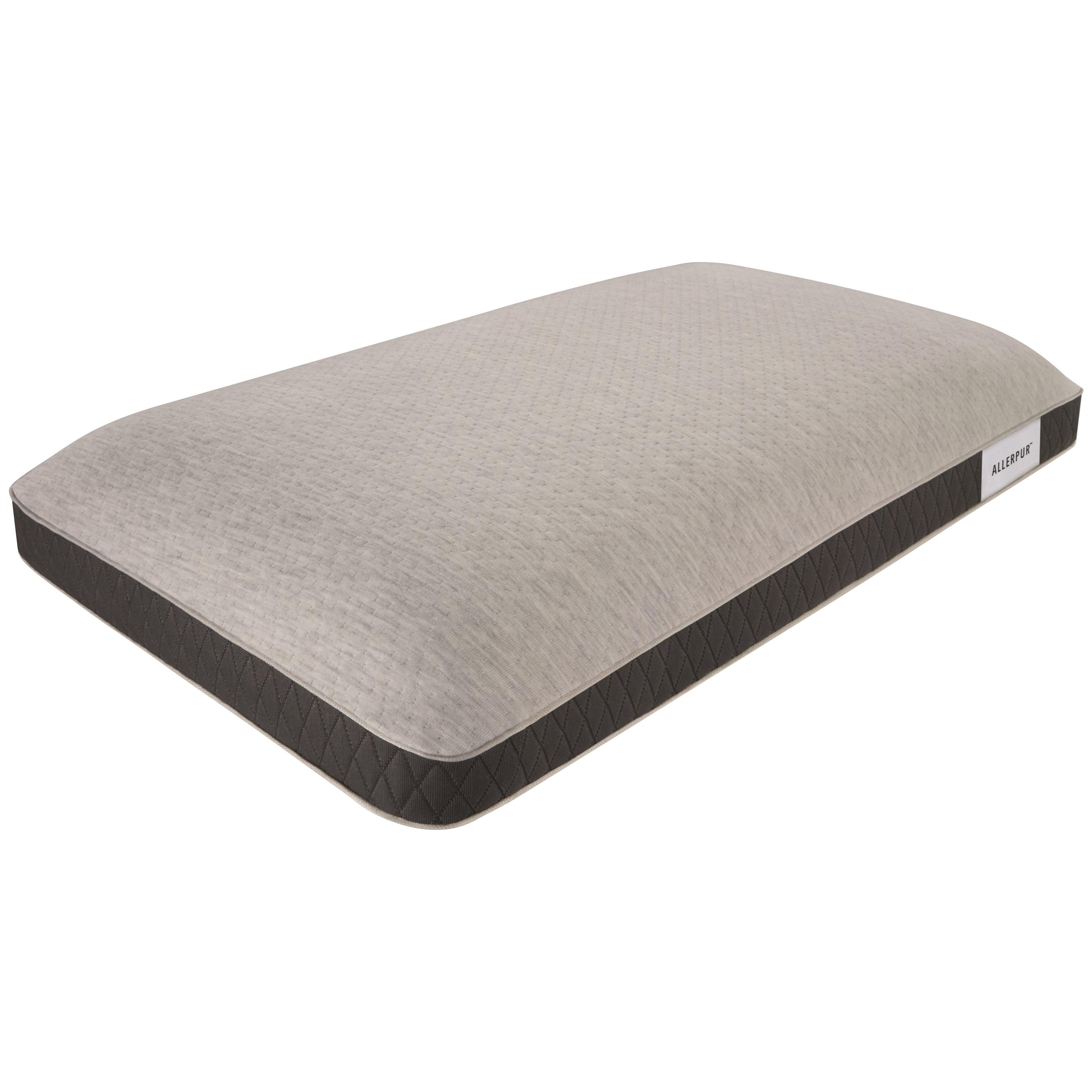 """6"""" Absolute Luxury Memory Foam Pillow"""