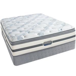 Simmons Beautyrest Nations Pride  Twin LF Pillow Top Mattress Set