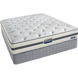 Simmons Beautyrest Recharge Classic Lily Falls Queen Plush Mattress