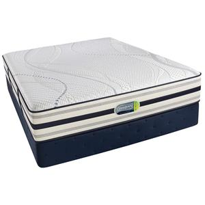 Simmons Beautyrest Recharge Hybrid - Cannalily Full Hybrid Luxury Firm Mattress Set